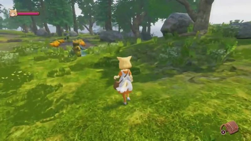 Nintendo Switch On Обзор Giraffe and Annika для Nintendo Switch