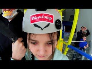 WOW JUMP! Прыжок с 11 метров в Челябинске
