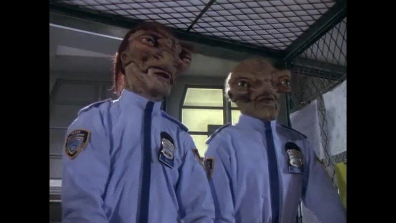 Космический полицейский участок Сериал 19 21 Серии