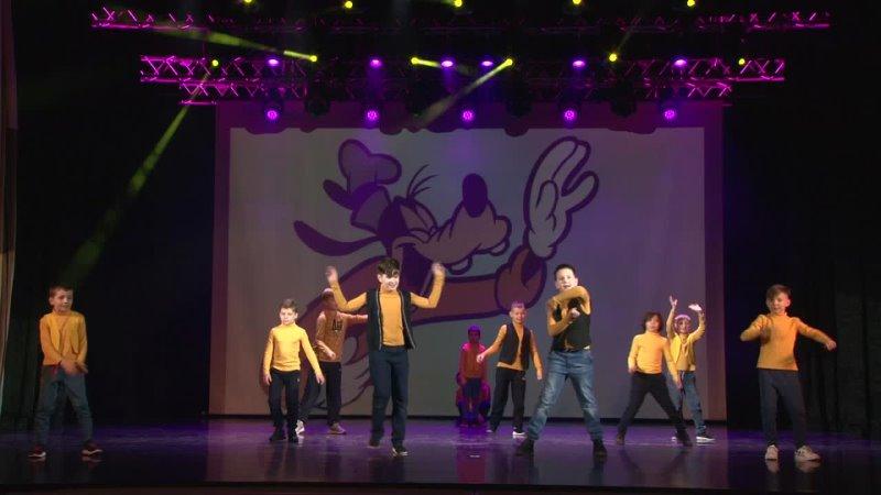 Гуфи Breaking общая группа Шамиль Галямов YOULA танцы и фитнес
