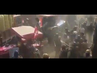 Протесты фермеров в Индии против новых законов