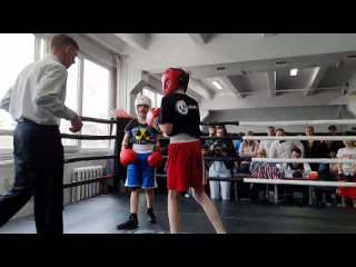 Ярослав, красный угол, 3 раунд