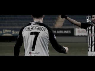 Промо-ролик к матчу «Сабах» - «Нефтчи»