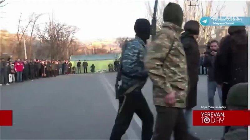 [РБК] Армения переворот - главное. Немцов акции и расследование. Навальный уже в колонии