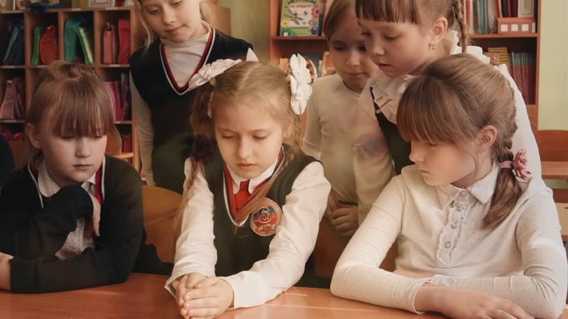 Документальный фильм «Дети не хотят войны»