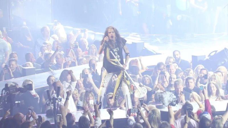 Aerosmith Deuces Are Wild Las Vegas April 2019