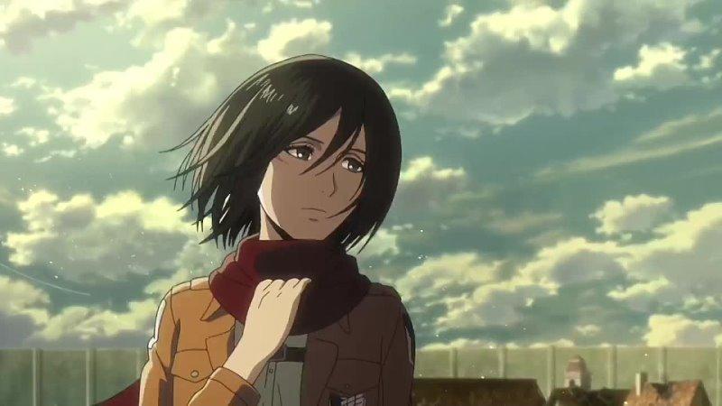 AnimeOpend Shingeki no Kyojin (TV-3) 1 OP Opening (NC) Атака Титанов Вторжение Гигантов (ТВ-3) 1 Опенинг (1080p HD) (1080