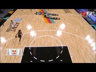 Перехват и лэй-ап Джонса в матче с Cavaliers