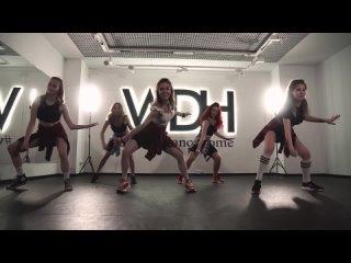 De Una Vez - Selena Gomez | Group 1 | Choreo by Liza Repina
