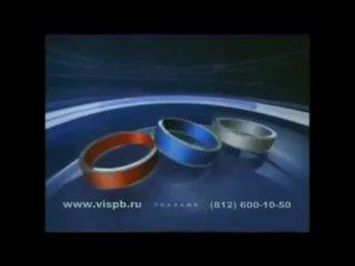 Рекламные заставки (Спорт-Санкт-Петербург, 2007-2009)
