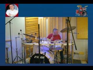 Back To the Earth - исп.Jason Mraz, drums Bob Khamdamson