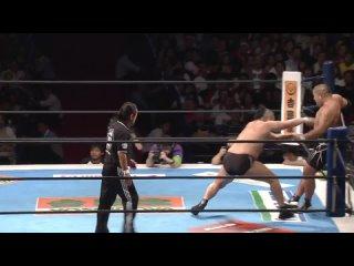 WH   НЖПВ. Кизуна Роад 2013. День 9. Минору Сузуки vs Томохиро Ишии