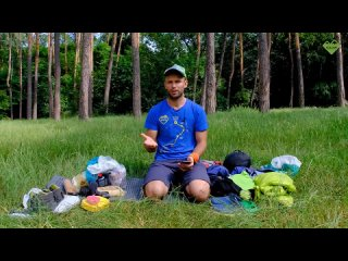 [Taras Pozdnii. Цель: 14х8000] ⛰ Что брать в поход летом? ⛺️  Как собрать рюкзак в горы?