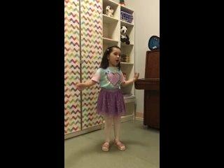 Я-Зайчик-Виолетта Самигулина, педагог С.Латышева, г.Санкт- Петербург, 2021г.