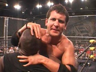 Ruckus vs. Sexxxy Eddy - CZW Violent By Design (Steel Cage Match)