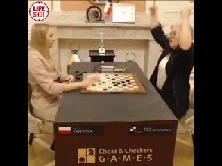Чемпионка мира по шашкам Тамара Тансыккужина защитила свой титул