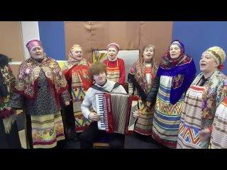 26 апреля 2021 года в 19:00 состоится отчетный концерт Ансамбля русской песни «Грушица».