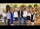 Поздравление от 7 класса.с праздником 8-марта