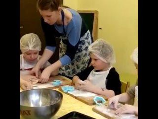 Кулинарный мастер-класс в старшей группе