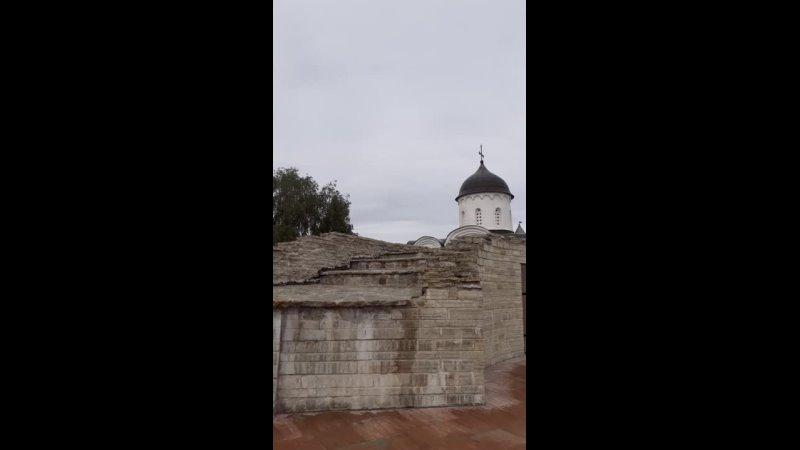 Старая Ладога Раскатная башня