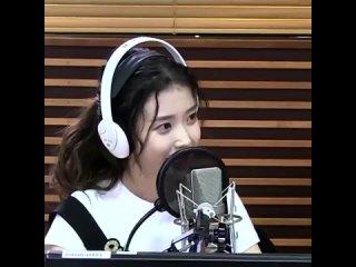 [RADIO] 210401 @ IU MBC Radio 95.9 FM «Звёздная ночь с Ким Иной» (Kim Eana's Starry Night) | Кимчи ✌🏻