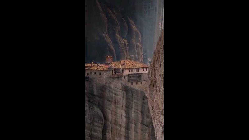 Метеора Греция