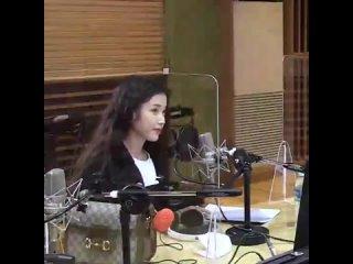 [RADIO] 210401 @ IU - MBC Radio 95.9 FM «Звёздная ночь с Ким Иной» (Kim Eana's Starry Night) | Вступление