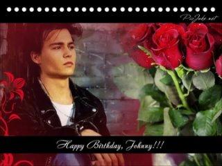 Happy Birthday, Johnny!!!