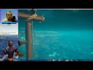 Команда вялые паруса и дурацкие приключения! Sea of Thieves