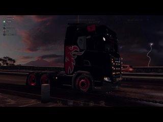 Red Line Cargo   ETS2  Convoy  Event Server