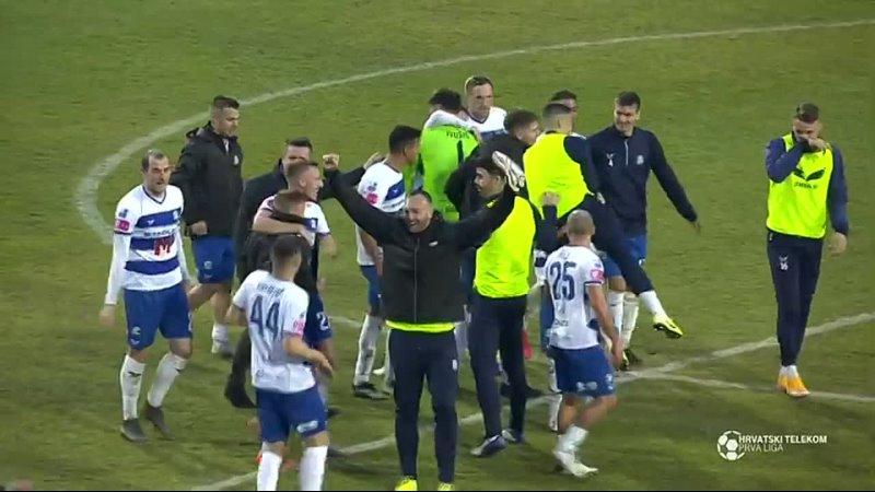 Чемпионат Хорватии 2020 21 Обзор 20 го тура