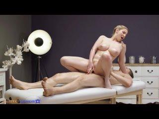 Georgie Lyall - Big tits British blonde creampie порно трах ебля секс инцест porn Milf home шлюха домашнее sex минет измена