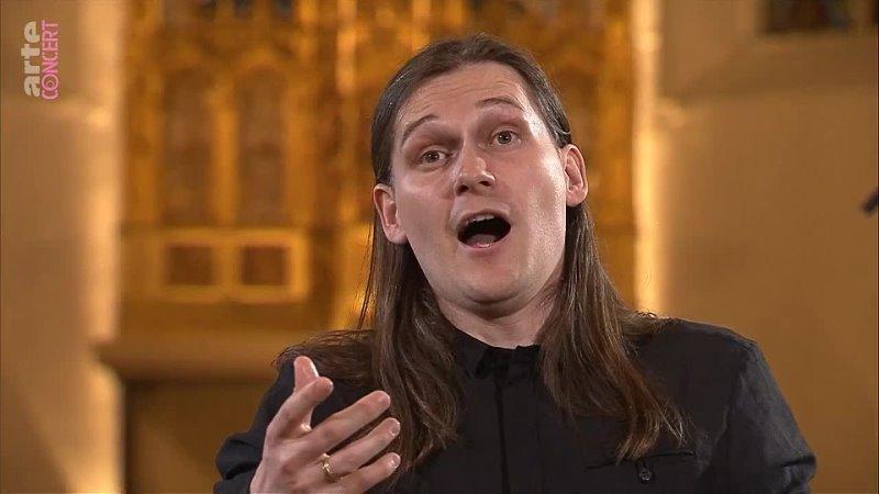 Бах И С BWV 245 Страсти по Иоанну Leipziger Thomaskirche 2021 г