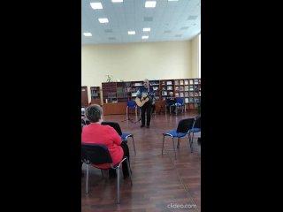"""Песня """"Утицы"""". Музыка Кристины Томиной. Стихи Льва Шишова в редакции Кристины Томиной. Исполняет Лев Шишов."""