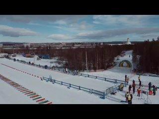 Чемпионат России 70км , г. Мончегорск