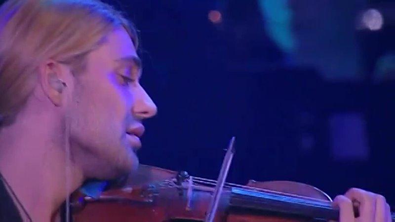 David Garrett Yesterday Live 2012 HD