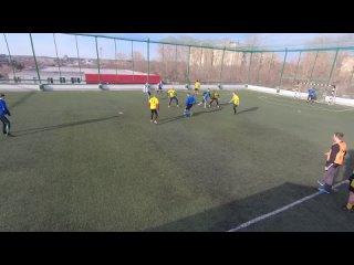 Чемпионат Arena street по футболу 6х6 ФК Транссиб - ФК Гвардия 2 ТУР