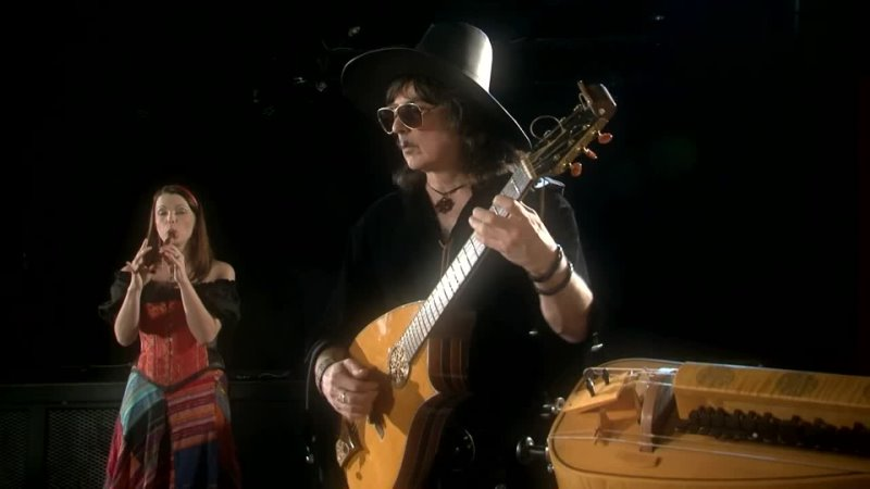 Blackmore's Night Dancer and the Moon Танцор и Луна 2013