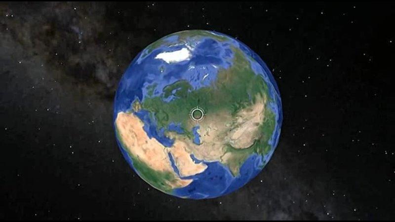 На третьей от Солнца планете между Чубовкой и Сырейкой