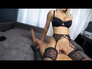 Блондинке не нужен ванильный секс - только жёсткая скачка на хуе [порно, ебля, инцест, минет, трах,секс,измена, NEW Porno 2021 ,