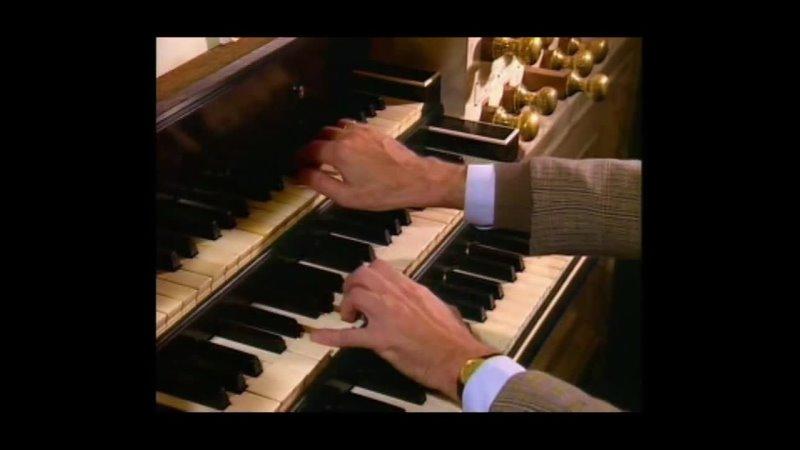 Leonhardt - BACH - BWV 731 - Liebster Herr Jesu, wir sind hier (фрагмент)