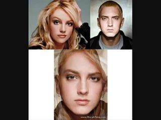 EMINEM vs Britney Spears - Oops Slim Shady Did it
