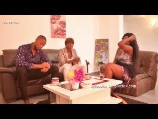quelque chose de louche episode 3 latest - Dorcel Tv Africa, Quelque Chose De Louche, Black, Ebony, chuvy chubby tits ass Porn
