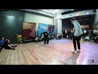 Hip-Hop Kids, Pro, 1/4, Алёна Си vs Selivan