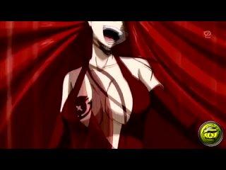 Anime Fairy Tail AMV  Аниме Хвост Феи АМВ клип - Музыка Black Veil Brides  Fallen Angels Lucy Heartfilia vs Flare Corona  Л