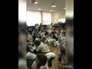 Танец детей и родителей на День рождения Школы танцев