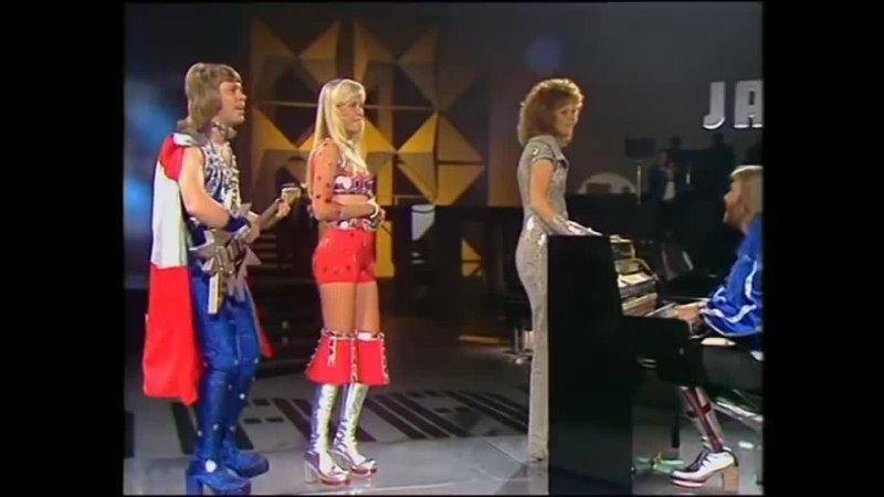 ABBA Honey Honey 1974 High Quality