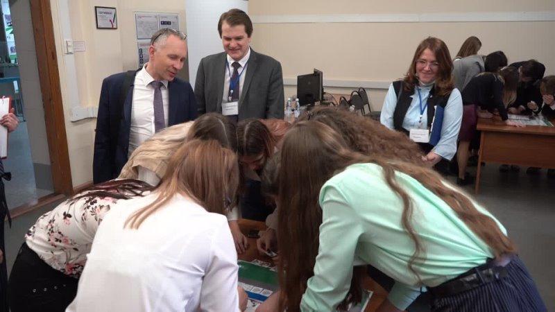 Визит Владимира Никитина Конференция Актуальные вопросы качества инженерных изысканий проектирования строительства