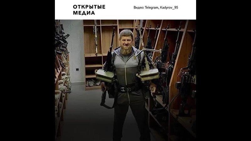 Кадыров предложил лишать медицинской помощи тех кто не сделал прививку от ковида