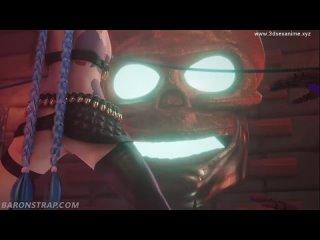 Хентай Шлюшки   Petgirls & Cumsluts Hentai Jinx Machine Tickling (baronstrap)[league of legends]